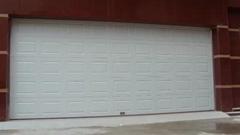 廣州歐式電動翻板車庫門