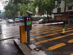 停車場設備道閘欄杆系統