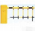 自動識別車牌道閘昇降欄杆系統 3
