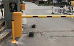 門崗自動起落欄杆銷售停車場出入藍牙卡道閘