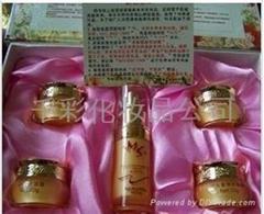 台湾美斯润白柔肤化妆品