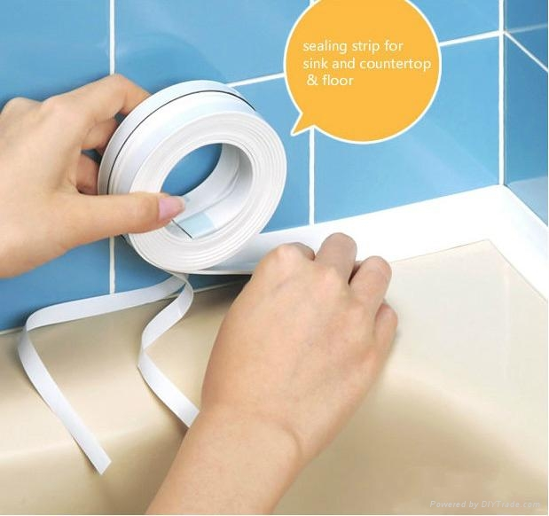 Seal Sealant Strip Tape For Bathroom Bath Kitchen Self