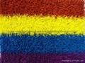 人造草坪彩虹跑道草