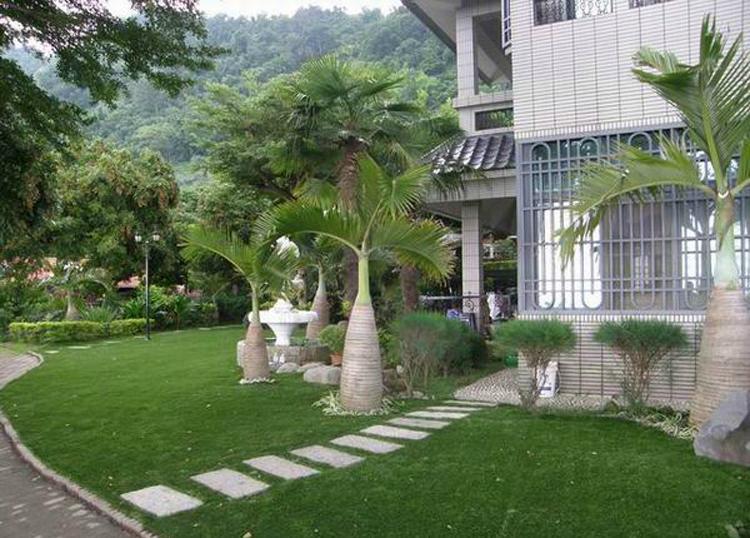 幼儿园仿真草坪人造草坪 4