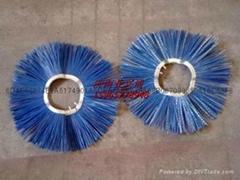 山东山猫凯斯福威清扫刷子轮胎轮毂10-16.512-16.5