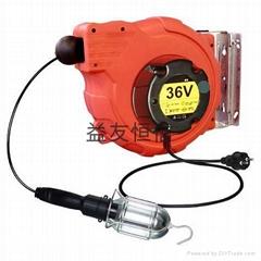 益友恒信优质36V工作灯卷线器