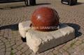 Ball fountain,ball water fountain,stone