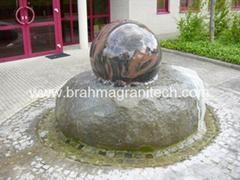 Fountain Stone Globe,fountain stone balls,floating balls