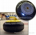 granite curling stone