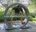 STONE WHEEL FOUNTAIN