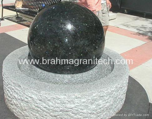 piedra bola de la fuente 2