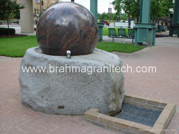 Granite balls,Marble balls,stone balls,polished stone sphere 3