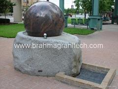 Granite balls,Marble bal