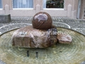 backyard ball water fountain,back yard fountain,self contain fountains 2
