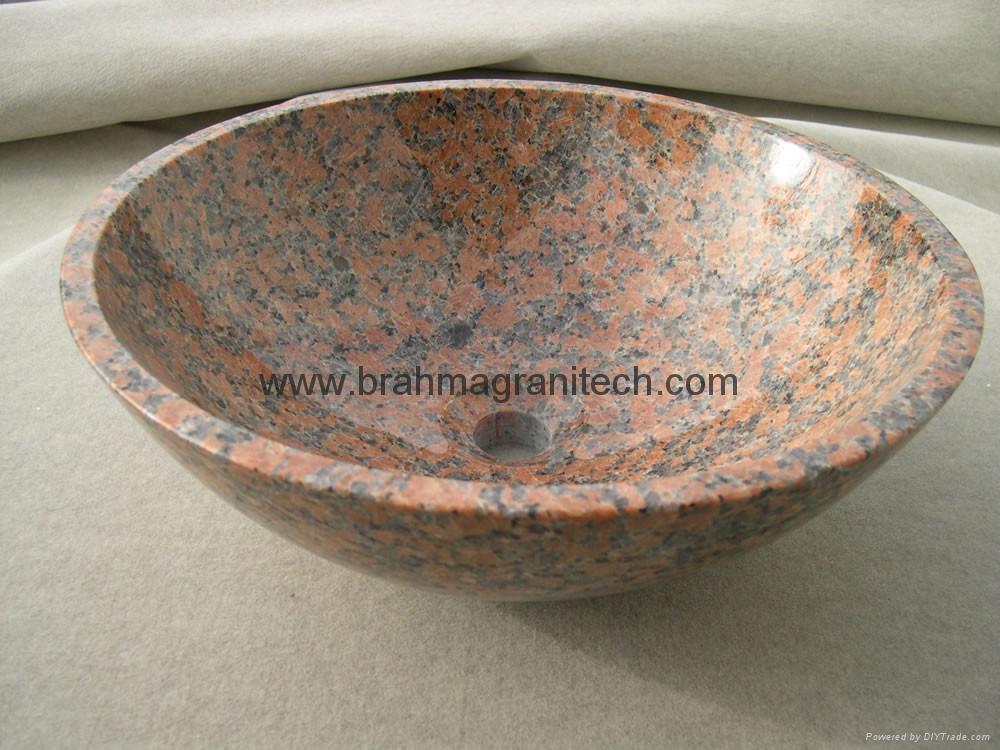 granite wash basin,washbasin stone,sink stone 1