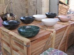 Marmorwaschtisch and Granite waschtisch