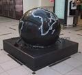 Rock floating sphere