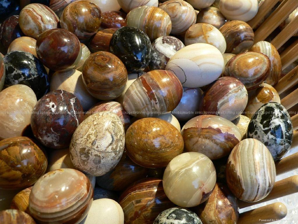 granite egg,marble egg,stone eggs