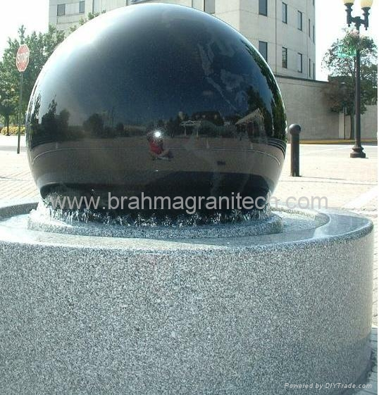 granite globe
