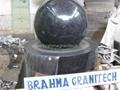 garden sphere water fountain,round ball fountain 3