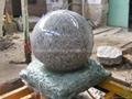 garden sphere water fountain,round ball fountain 4