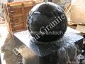 Granit Kugelbrunnen,marmorkuglen,steinkuglen,kugelbrunnen 5