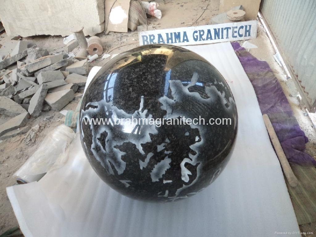 Granite balls,Marble balls,stone balls,polished stone sphere 4