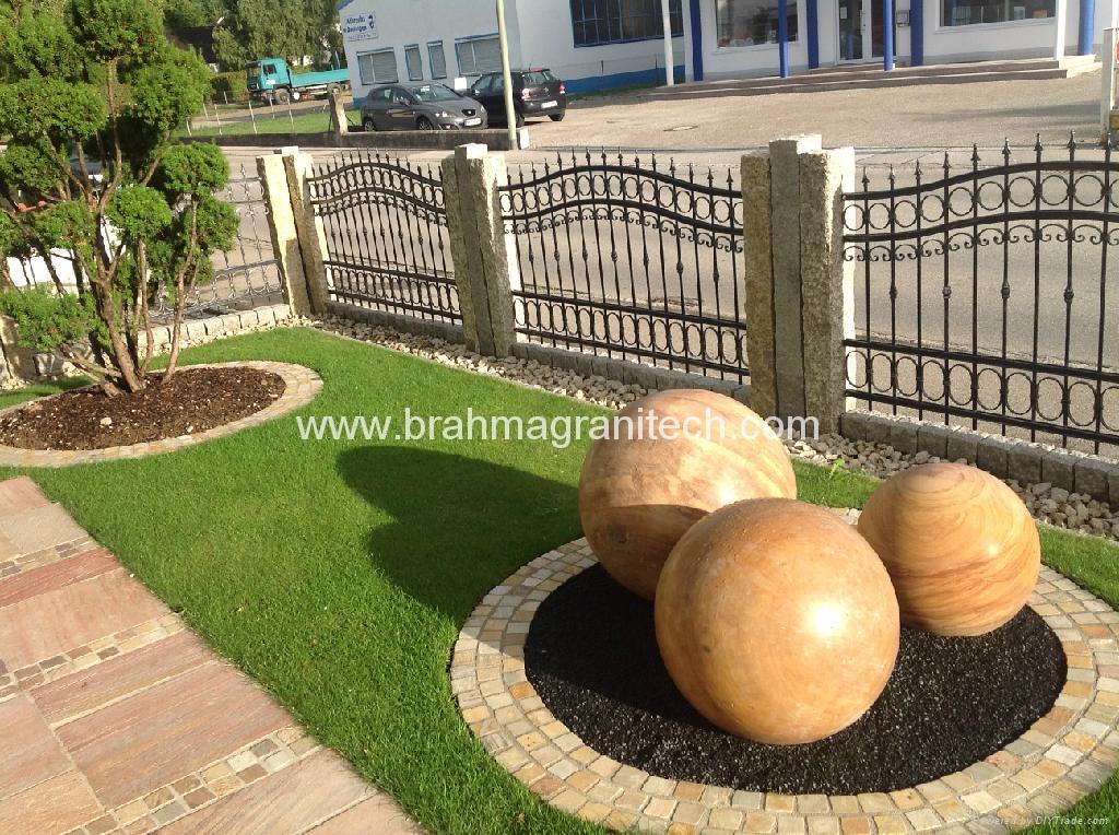 Granite balls,Marble balls,stone balls,polished stone sphere 5