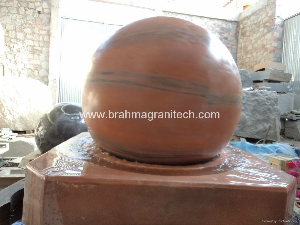Granite balls,Marble balls,stone balls,polished stone sphere 2