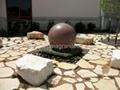 fountain stone ball, Natural Stone