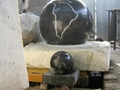Black stone balls 3