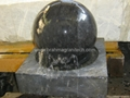 Black stone balls 4