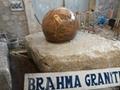 Black Granite spheres,stone water feature,marble water features 3