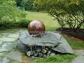 ball water fountain
