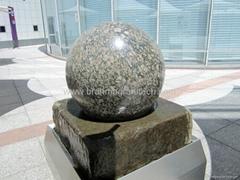 large sphere sculptures