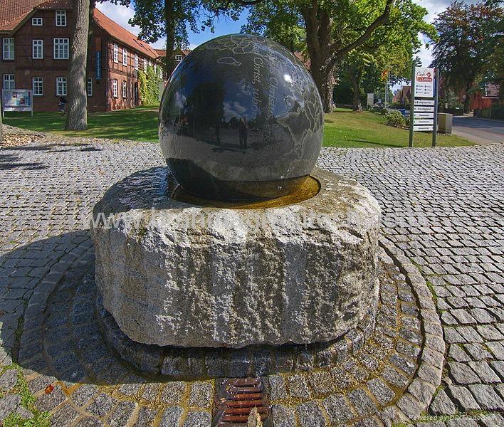 granite memorial ball,sphere monument,globe monument 5