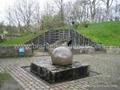Floating stone spheres ,Floating granite ball,granite globe 3