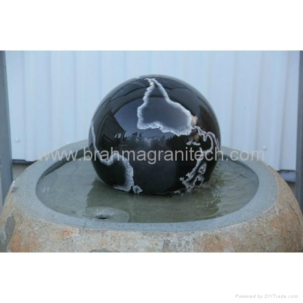 round ball fountains,rolling sphere fountains,rolling globe fountains 1