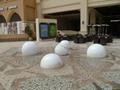 Granite sphere fountains,garden fountain,rock water feature 4