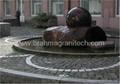 Granite sphere fountains,garden fountain,rock water feature 5