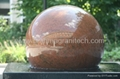Ball water fountains,sphere water fountain,globe water fountains 2