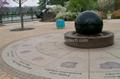 Brunnen Steinkugel,stein kugel,granit kugel 2