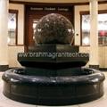 Brunnen Steinkugel,stein kugel,granit kugel 3