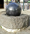 water fountain spheres,water feature ball,water globe fountains 2