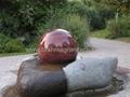Marmorkugel brunnen,Brunnenkugeln,kugelbrunnen stein 3