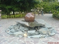 Fountain stone globes,floating globes,rolling spheres 6