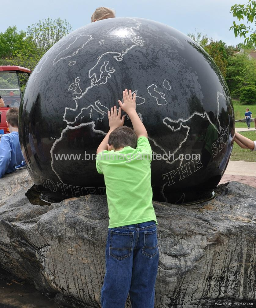 Large granite sphere,giant granite spheres,granite ball 5