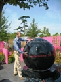 Large granite sphere,giant granite spheres,granite ball 6