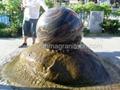 stone ball,granite ball,marble ball,sandstone ball 6