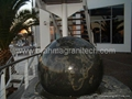 floating ball water features,stone water features  3